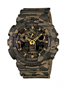 Casio G-Shock Watch GA-100CM-5AER