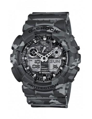 Discontinued Reloj Casio G-Shock GA-100CM-8AER 8a2f6a9ede65