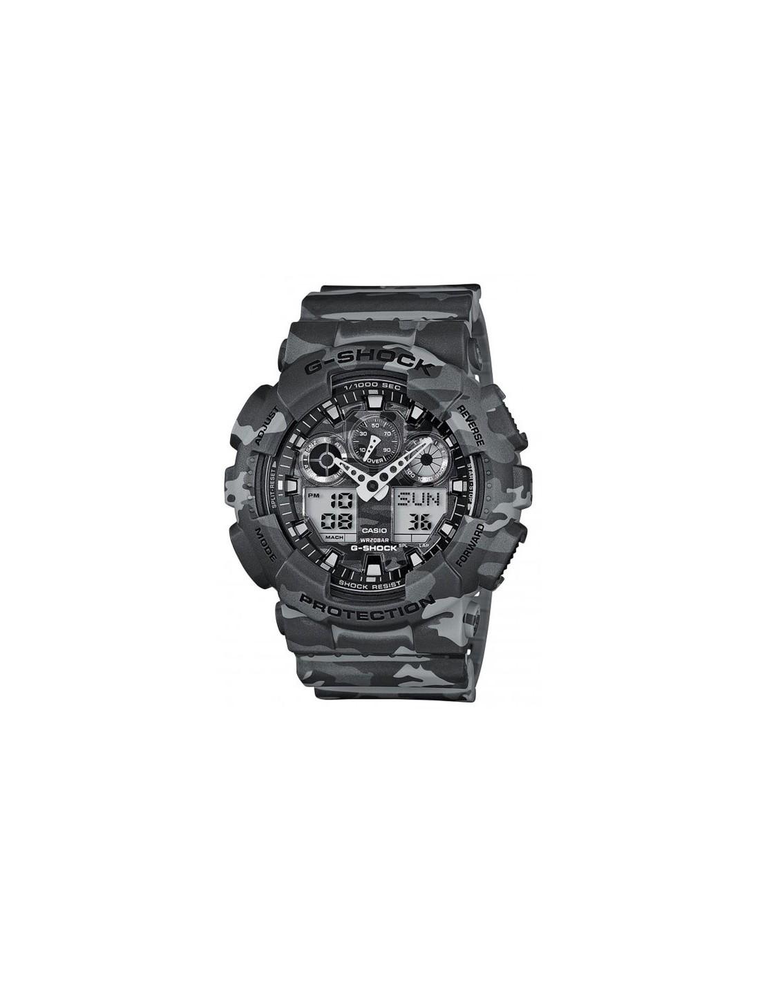 02f394ef0fab Reloj Casio G-Shock GA-100CM-8AER