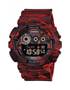 Casio G-Shock Watch GD-120CM-4ER