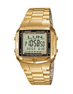 Reloj Casio Collection Data Bank DB-360GN-9AEF