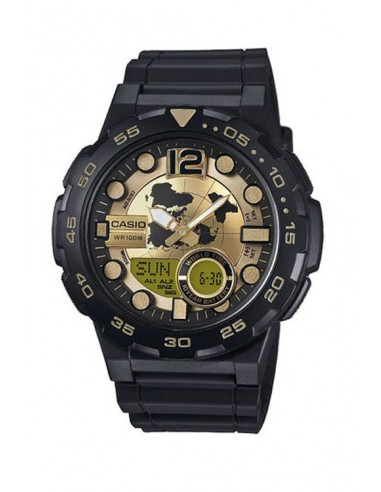 Reloj Casio Collection AEQ-100BW-9AVEF
