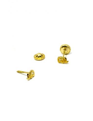 Pendientes Oro 18 K 01437