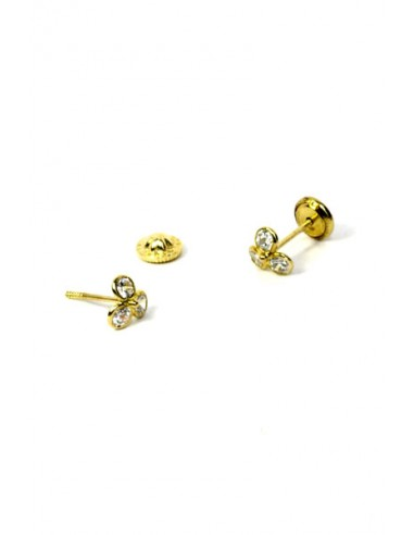 Pendientes Oro 18 K 200339-C