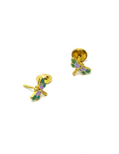 Pendientes Oro 18 K 206244-VV