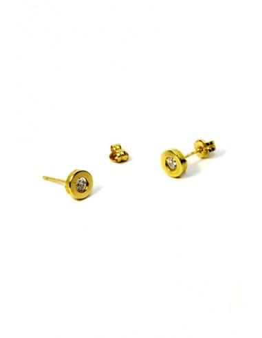 Pendientes Oro 18 K N78-C