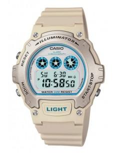 Reloj Casio Collection W-214H-8AVEF