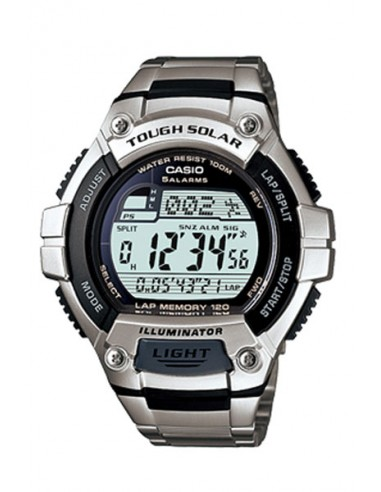 Reloj Casio Collection W-S220D-1AVE