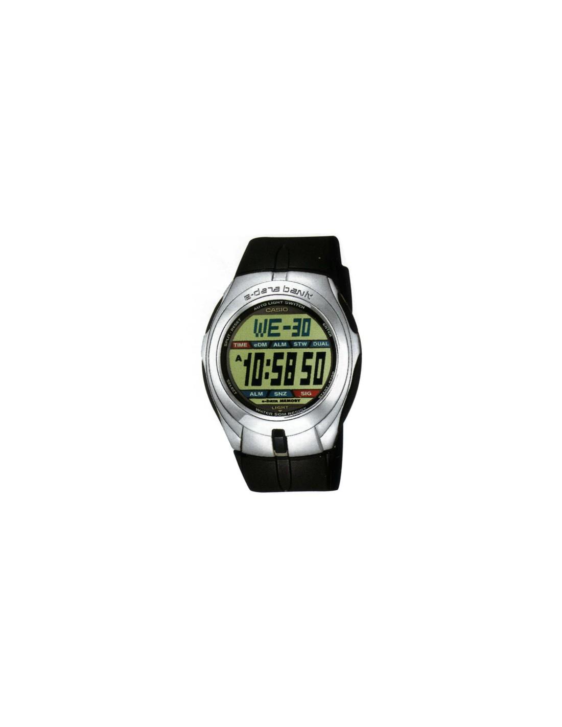 b6fbb294eabd Reloj Casio Data Bank DB-70-1VER. Lista de deseos