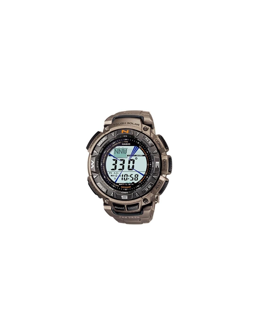 48fa9f63779b Reloj Casio Pro Trek PRG-240T-7ER