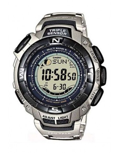 35aa38ac1fa Descontinuado Reloj Casio Pro Trek PRW-1500T-7VER