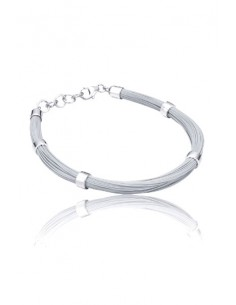 Pulsera Time Force Silver TJ1174B01B