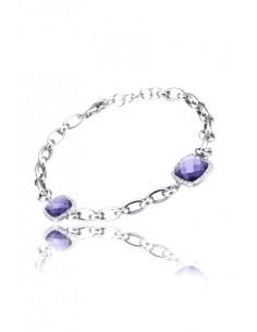 Time Force Silver Bracelet TJ1179B01X