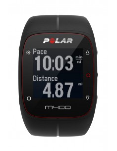 Polar M400HR Black Watch 90051341