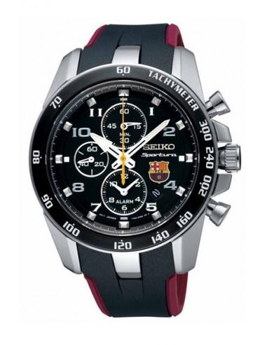 a1da60ad91ad Outlet Discontinued Reloj Seiko Sportura F.C. Barcelona SNAE93P1