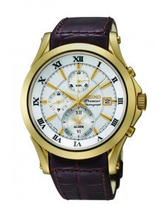 Seiko Premier Watch SNAF22P1