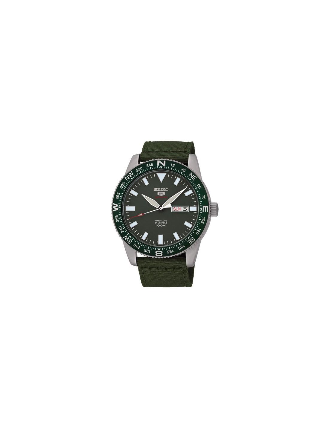 1b02767f9531 Reloj Seiko 5 Sports Automático SRP663K1