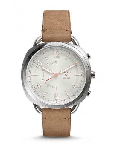02374a9eae42 ¡Precio rebajado! Descatalogado Reloj Fossil Smartwatch Hibrido - Q  Accomplice Sand FTW1200