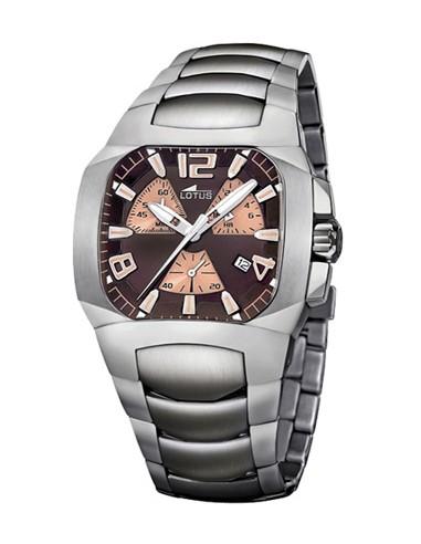 1f10c6df78a3 Discontinué Reloj Lotus L15500 4