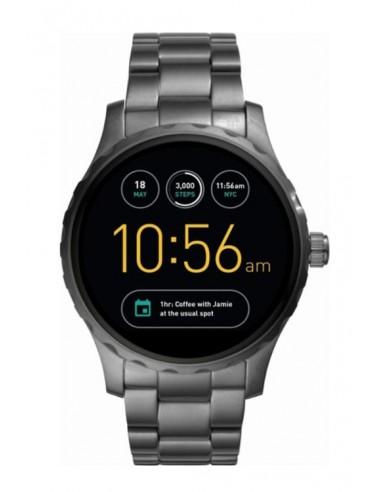 Reloj Fossil Smartwatch - Q Marshal Stainless Steel FTW2109