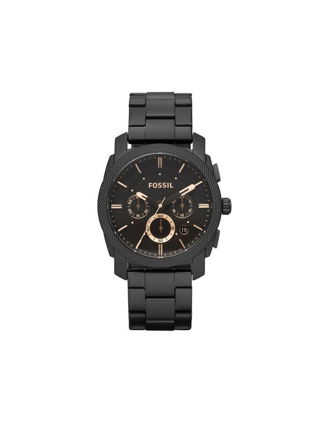 832f292fc1ef Amazing Fossil Machine Watch for Man - FS4682