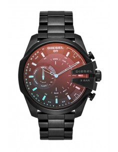 048a6cd1e2d2 Diesel MEGA CHIEF ON HYBRID Smartwatch DZT1011