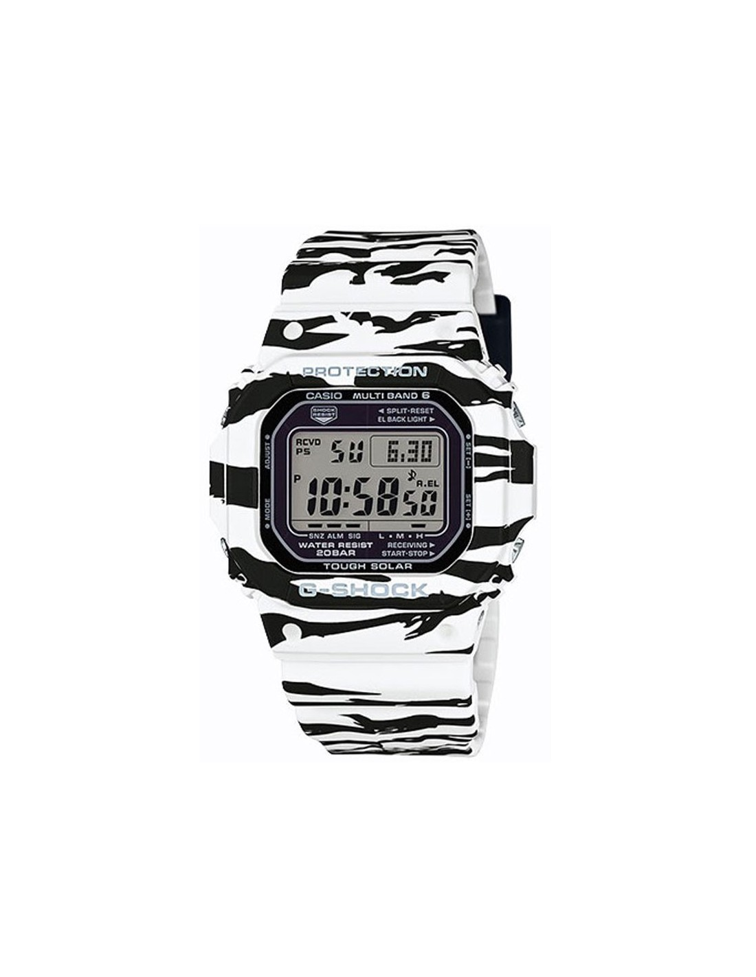 9f4d0e2279d Casio G-Shock Black   White ...