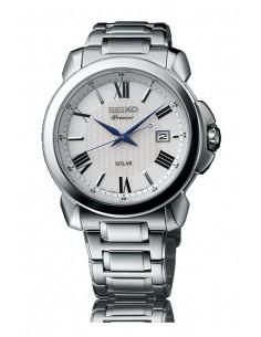 bdbe8076d209 Seiko SNE453P1 Solar Premier Watch