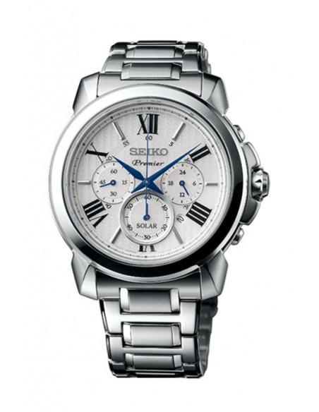 Relógio Seiko Premier Solar SSC595P1