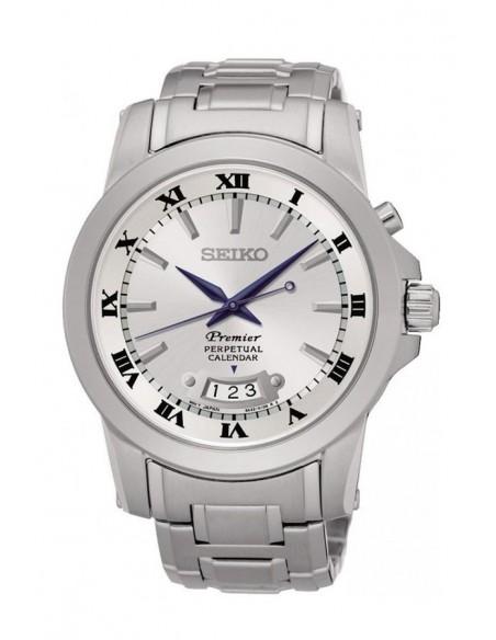Relógio Seiko Premier Premier Perpetual SNQ145P1