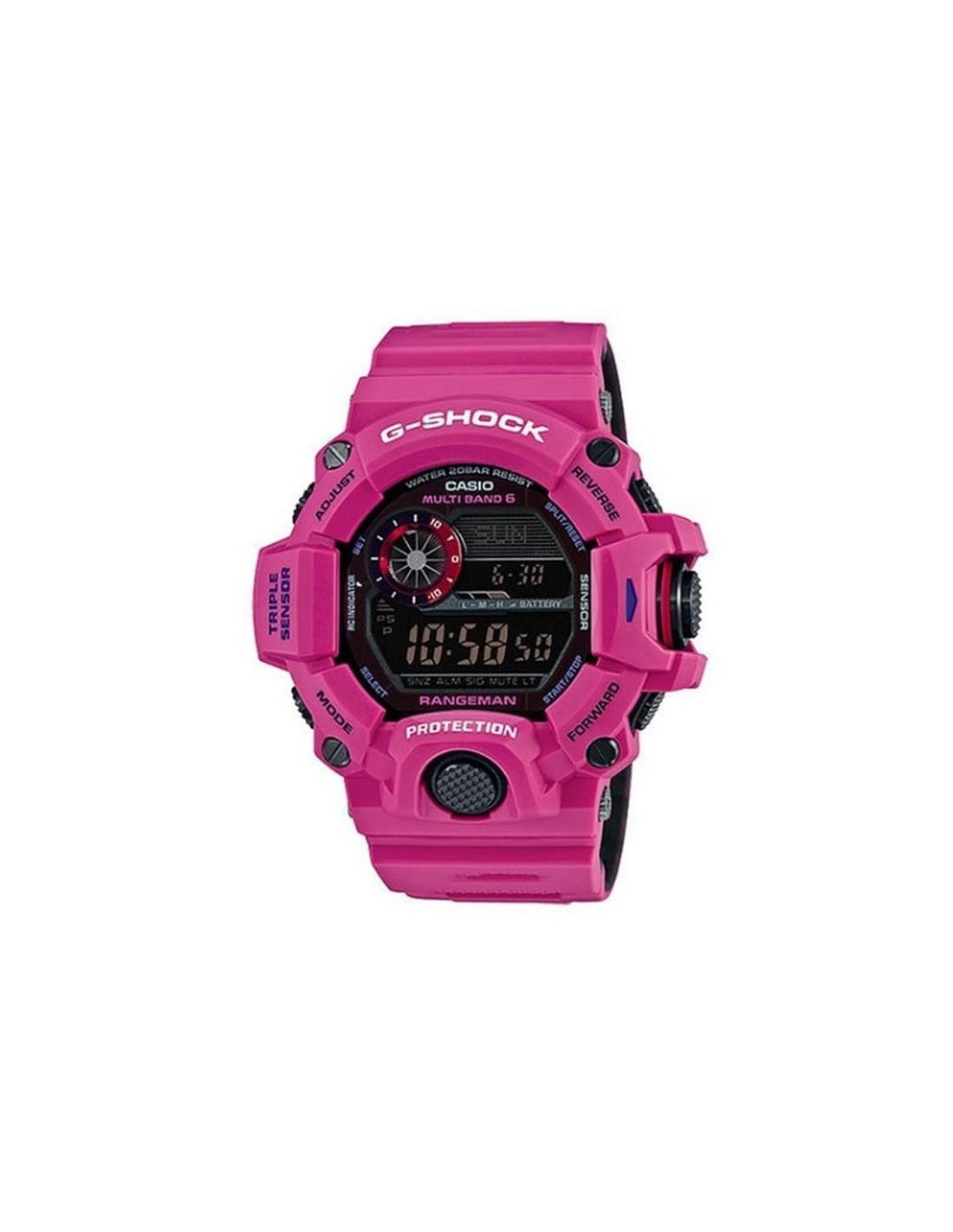 "74b269b1e7ab Reloj Casio G-Shock Rangeman ""MEN IN SUNRISE PURPLE"" GW-9400SRJ- ..."