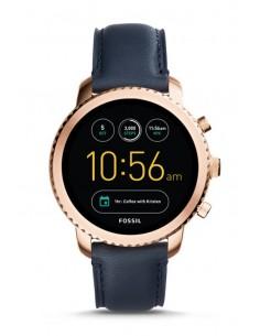 Montre Fossil Smartwatch - Q Explorist Navy FTW4002