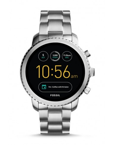 36fac51fead2 Reloj Fossil Smartwatch - Q Explorist Steel FTW4000