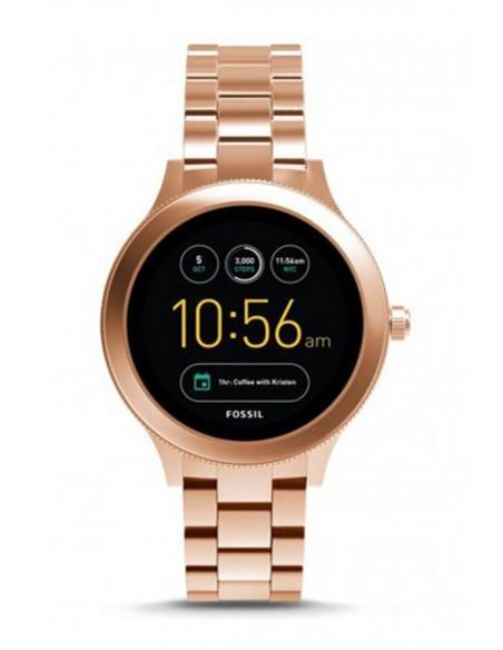 Reloj Fossil Smartwatch - Q Venture Rose Gold FTW6000