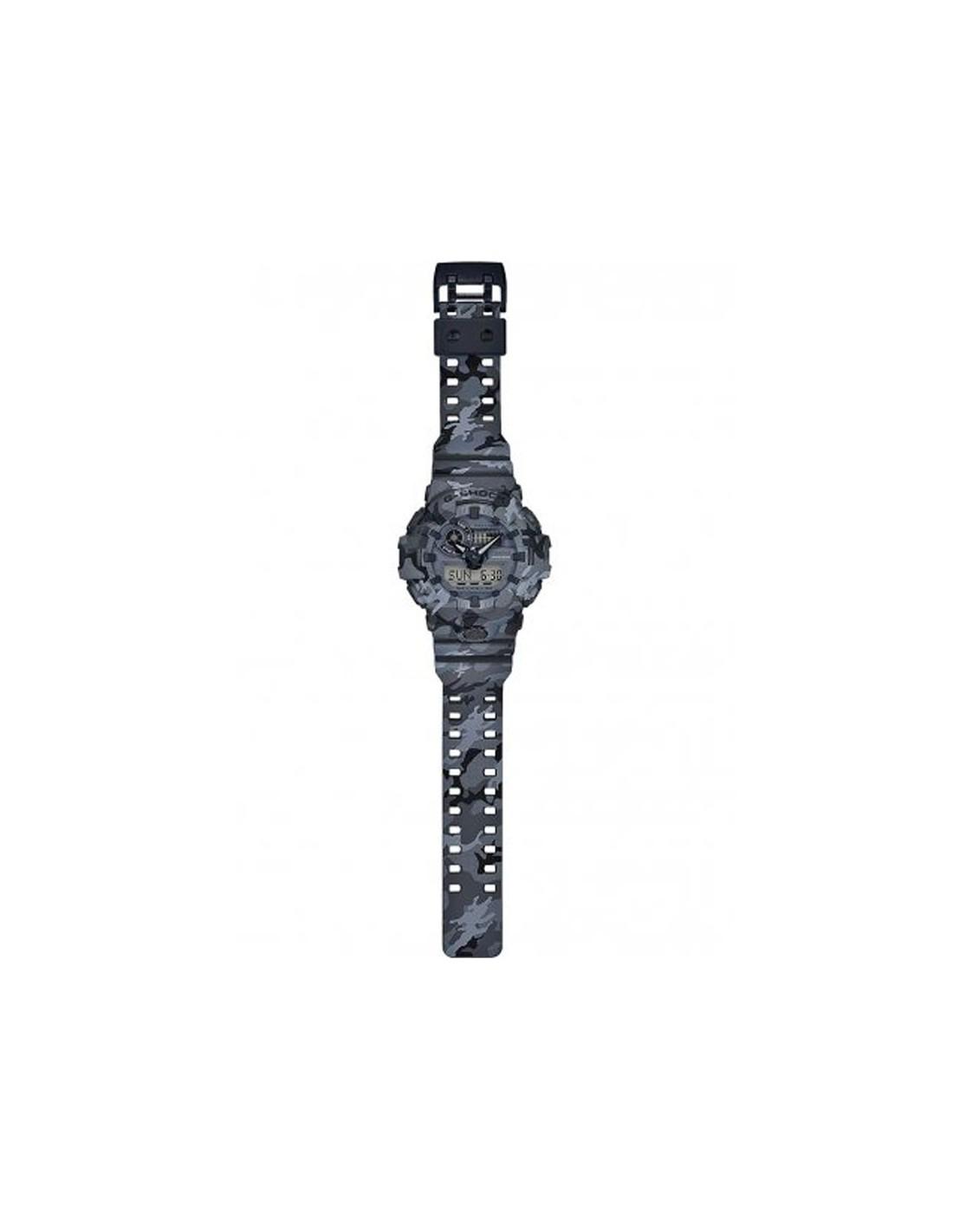 1228d8c5b15 ... Reloj Casio G-SHOCK Military GA-700CM-8AER ...