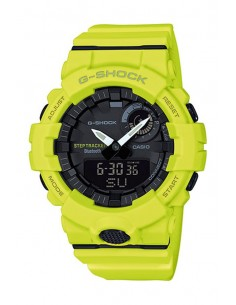 Montre Casio G-SHOCK Bluetooth Step Tracker GBA-800-9AER