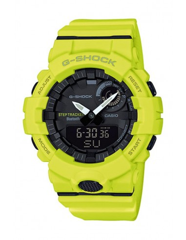 Reloj Casio G-SHOCK Bluetooth Step Tracker GBA-800-9AER