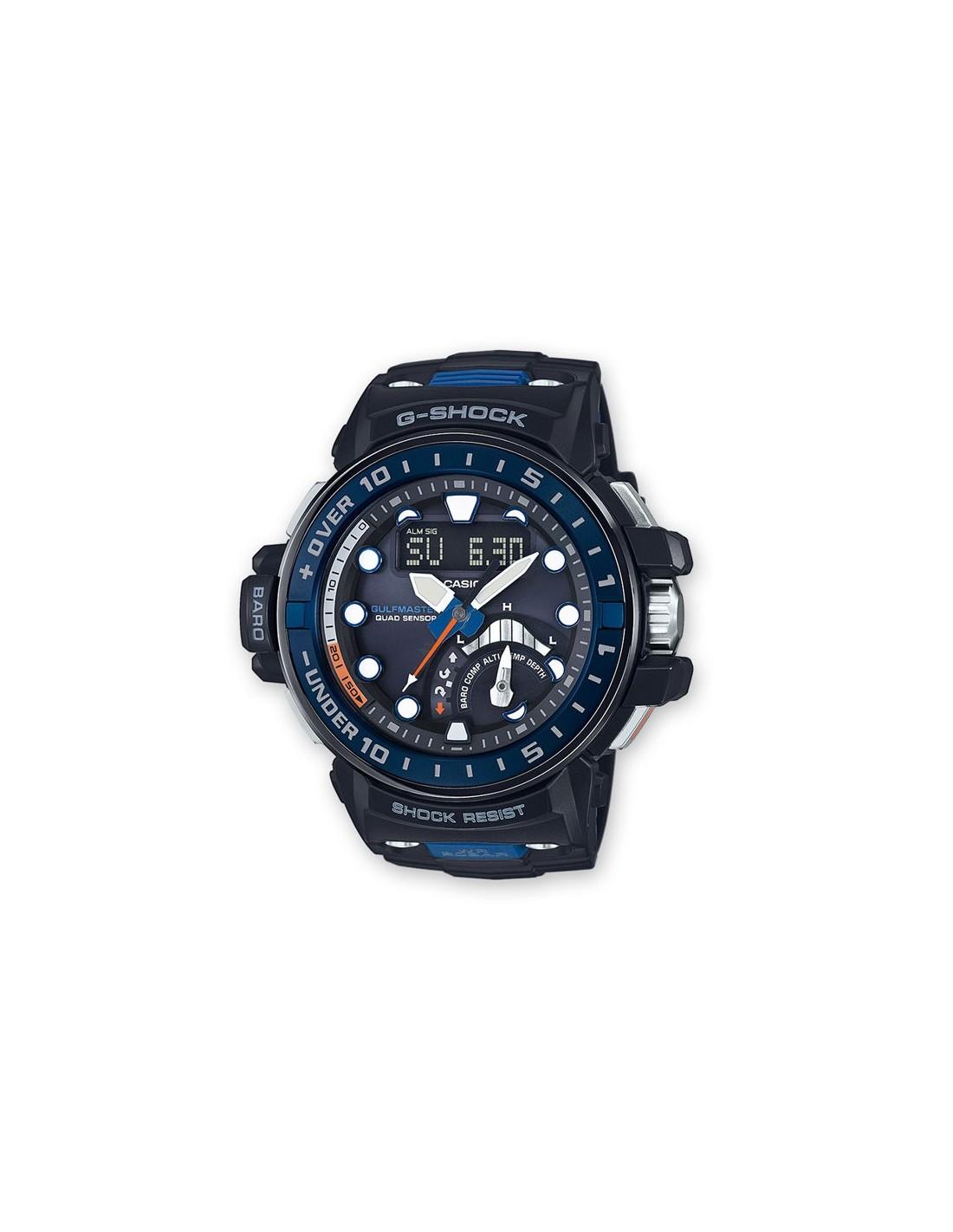 f82343364 GWN-Q1000-1AER | Casio G-Shock GULFMASTER QUAD SENSOR Watch GWN ...