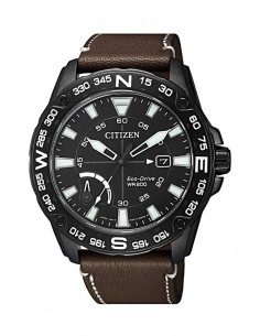 Citizen Eco-Drive Watch Of Collection J850 AW7045-09E