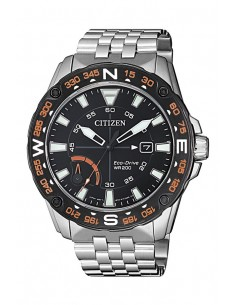 Reloj Citizen Eco-Drive Of Collection J850 AW7048-51E