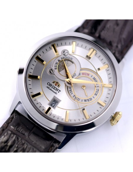 Reloj Orient Sun & Moon Phase FET0P004W0