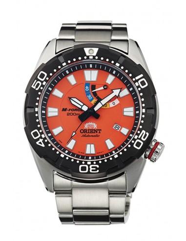 7903af17f6f Relógio Orient Automático M-Force Bravo SEL0A003M0