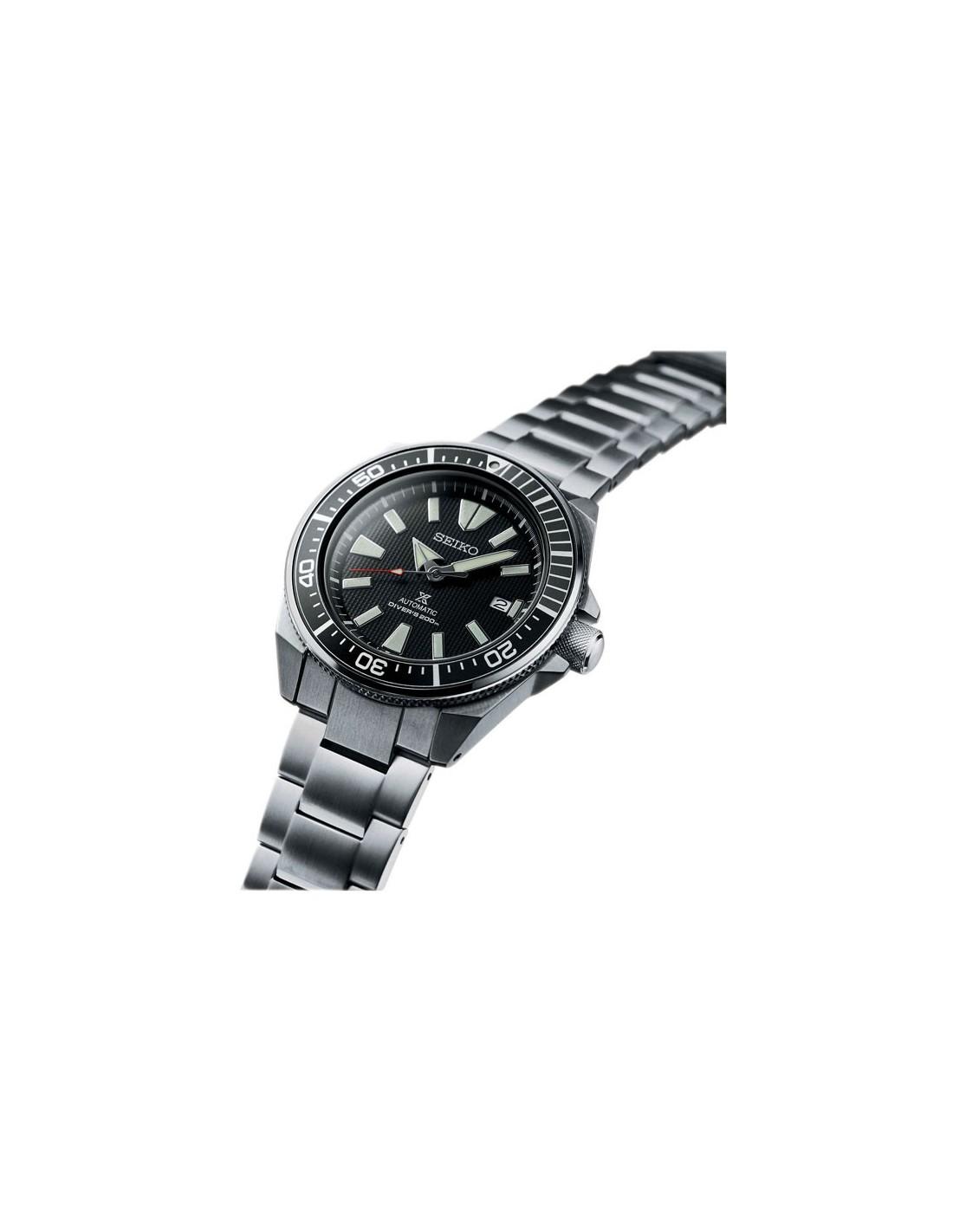 e8e40da390b ... Relógio Seiko Prospex Automático Diver´s Samurai SRPB51K1 ...