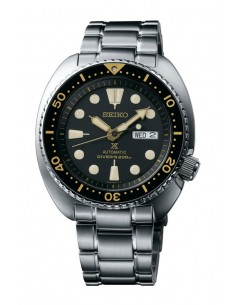 Reloj Seiko Prospex Diver´s 200 m Turtle Automático SRP775K1