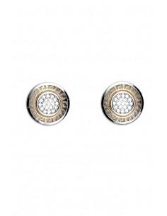 18 K Gold Earrings 55715-P