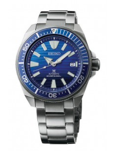 "Reloj Seiko Prospex Automático Diver´s Samurai ""Save The Ocean"" SRPC93K1"