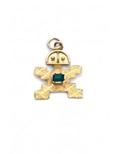 Colgante Oro 18 K Egipcio EG127