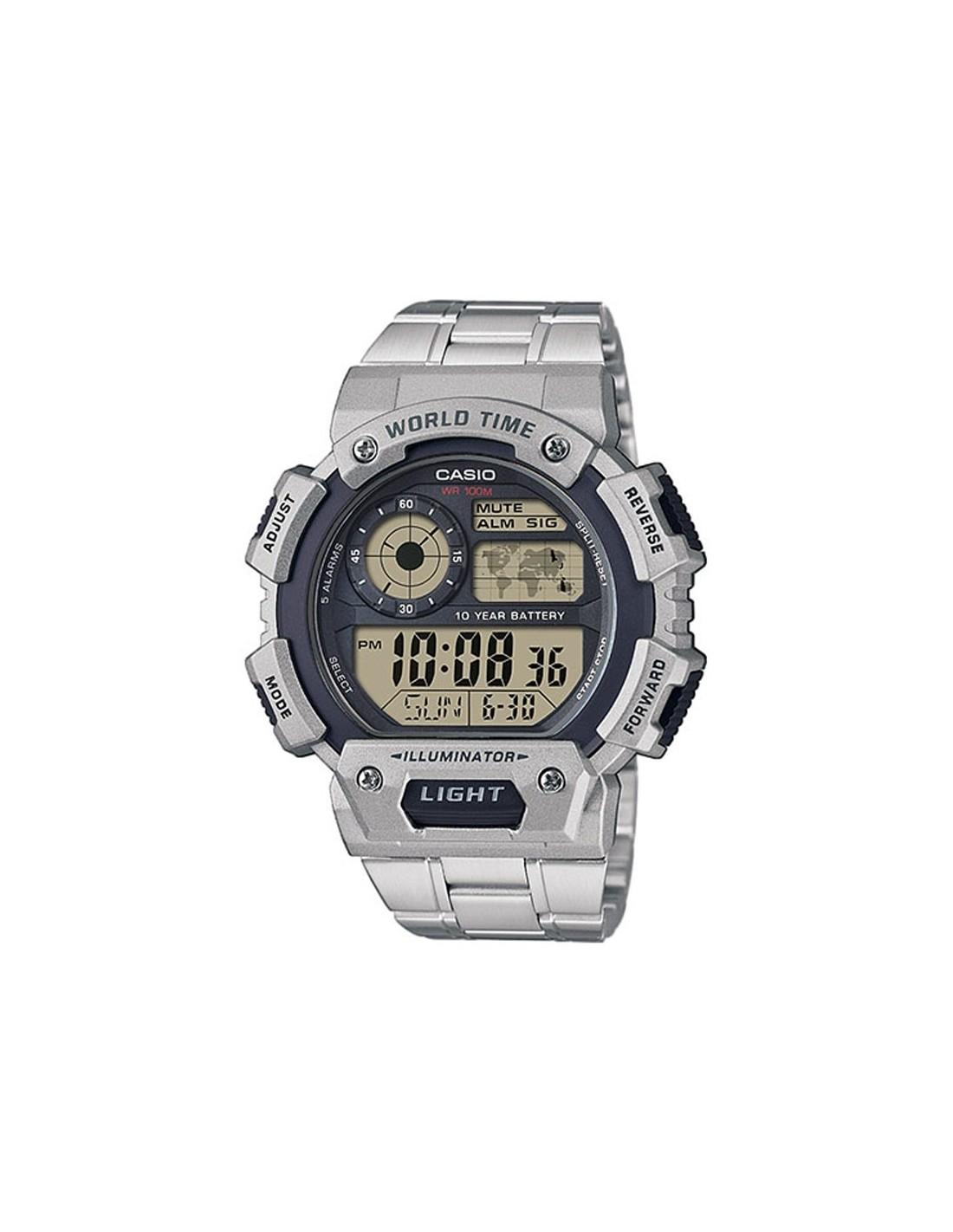 0f6f208c9ae7 Reloj Casio AE-1400WHD-1AVEF ...