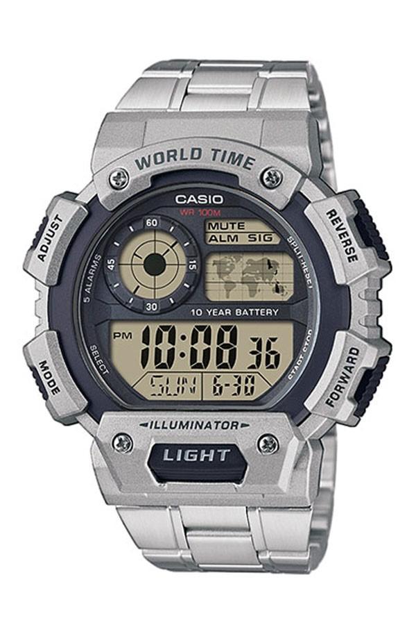 fcfe0f2b397 Relógio Casio AE-1400WHD-1AVEF ...