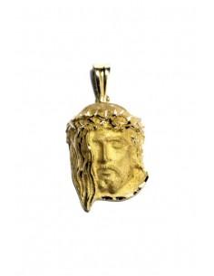 Colgante Oro 18 K Cristo OC1494